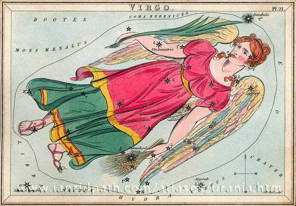 Urania's Mirror c.1825 – Ian Ridpath's Old Star Atlases