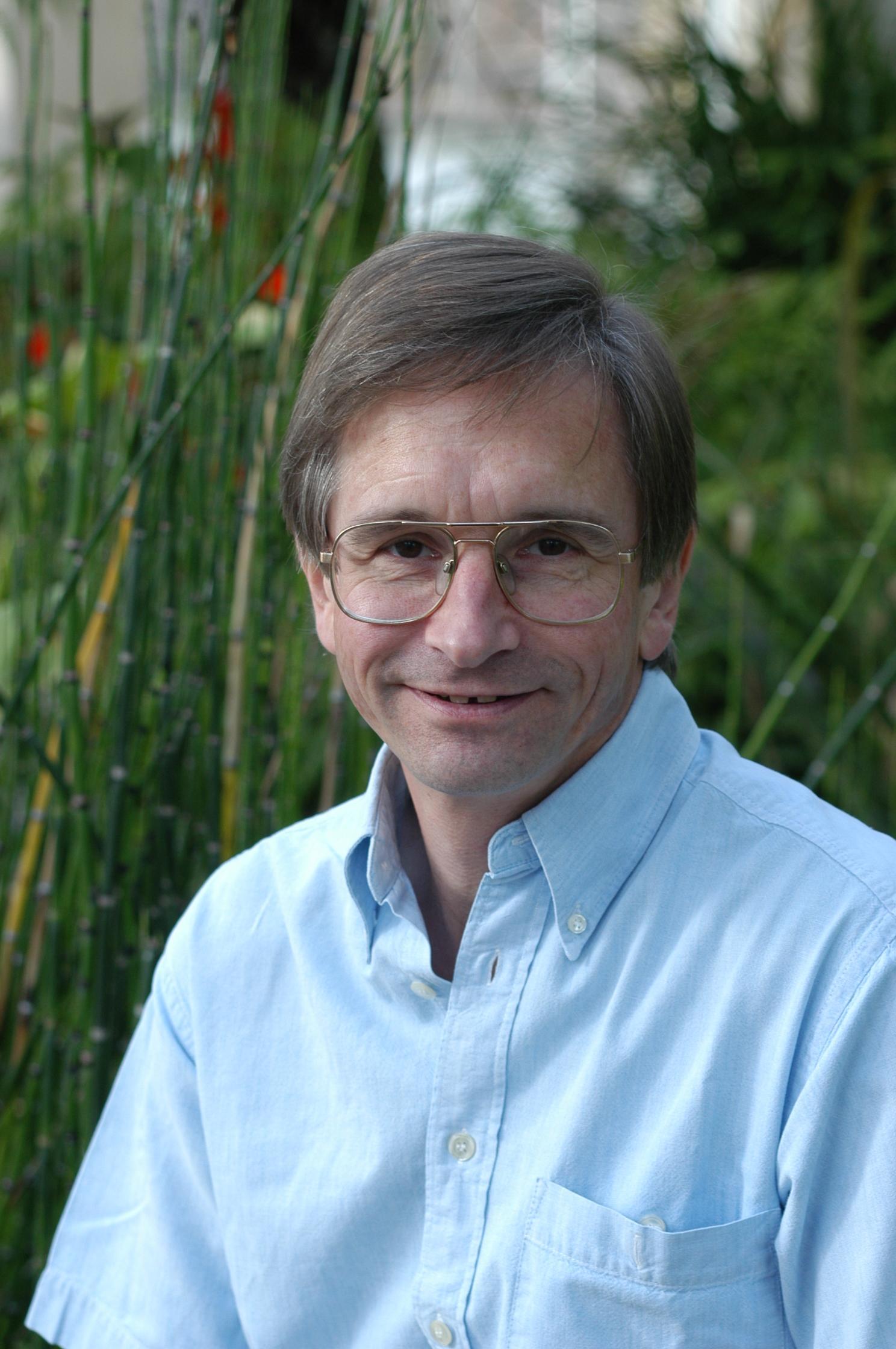 Ian Ridpath au Grand Conservatoire de Syon Park