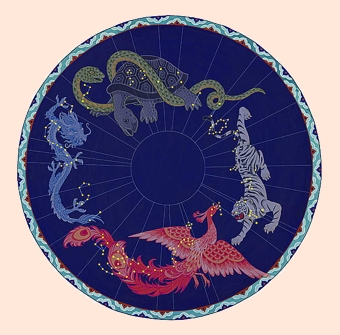 Star Tales - Chinese constellations
