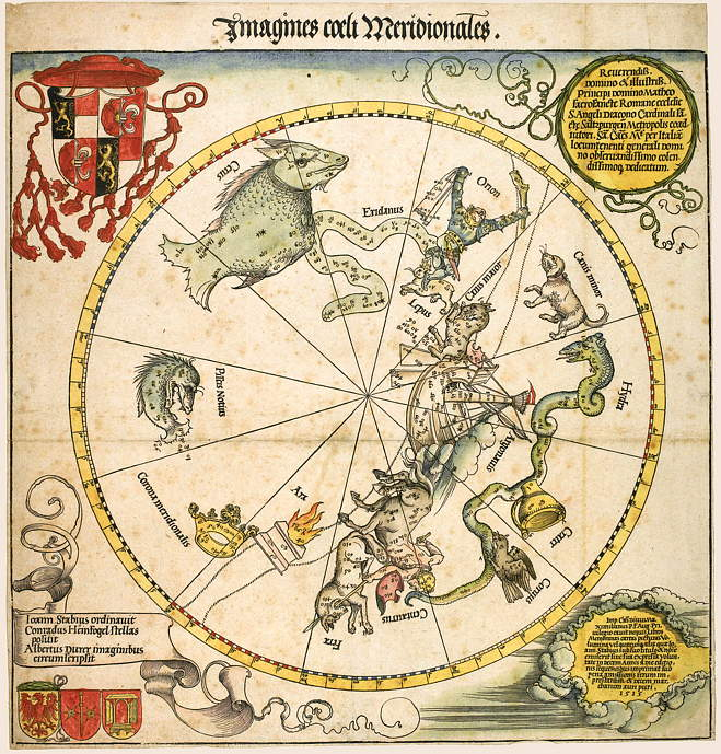 ancient astronomy map - photo #6