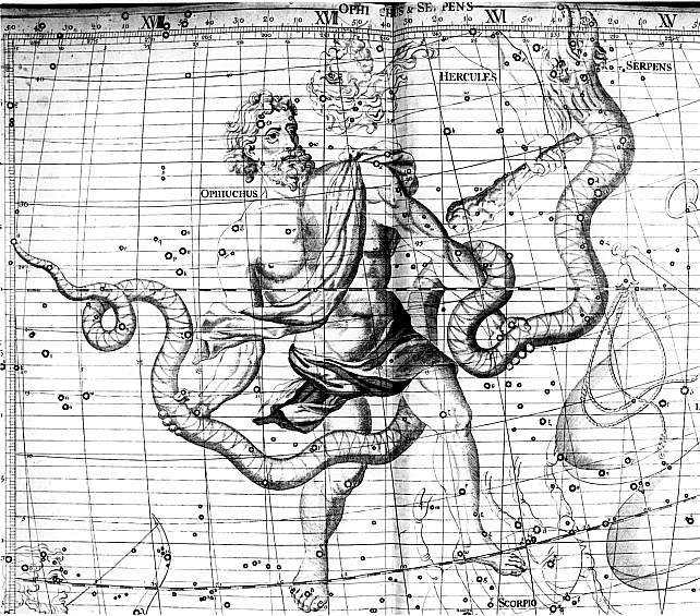 Origin one of the 48 greek constellations listed by ptolemy in the